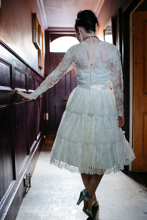 lace weddingdress