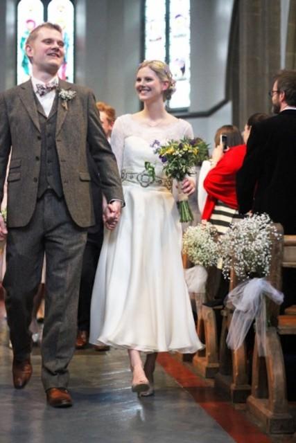 1950s-Vintage-Wedding-Dress-Chantilly-on-Josie-11