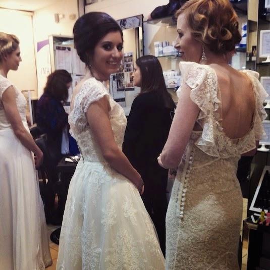 Ivory belfast wedding