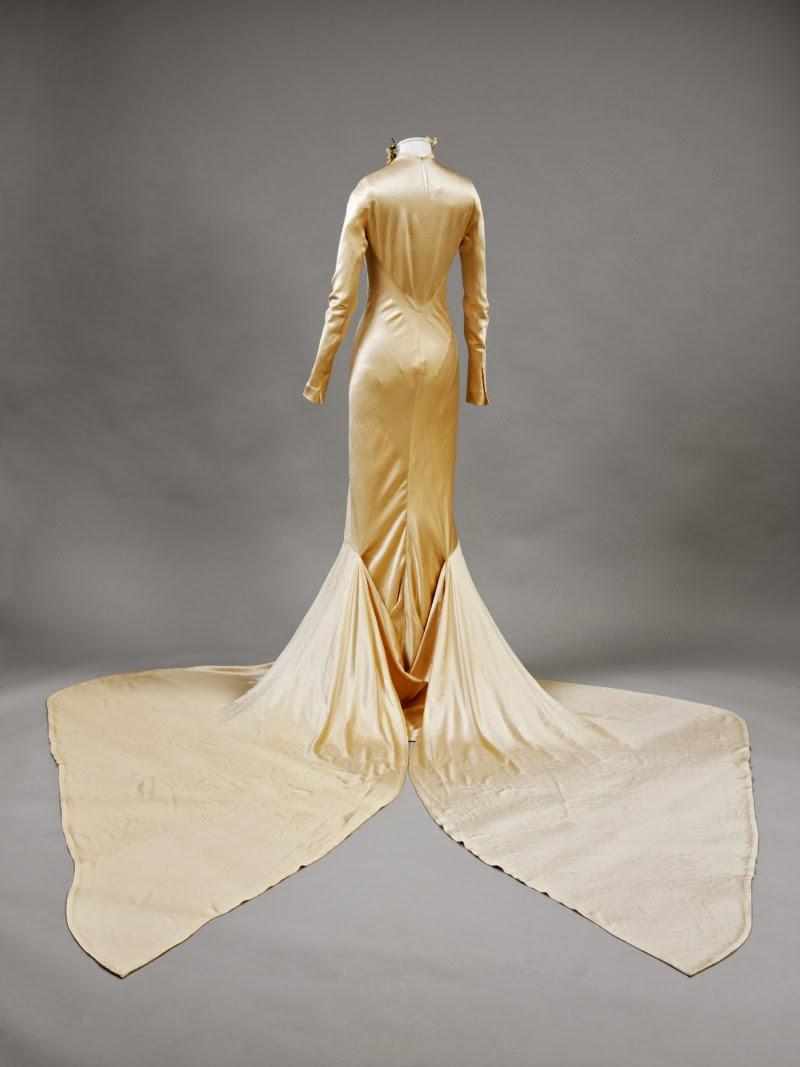 Heavenly Vintage Wedding Blog, Wedding Dresses 1775-2014 at the V&A