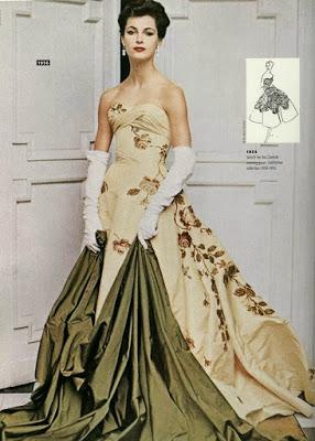 1950s vintage dresses for HVB vintage wedding blog