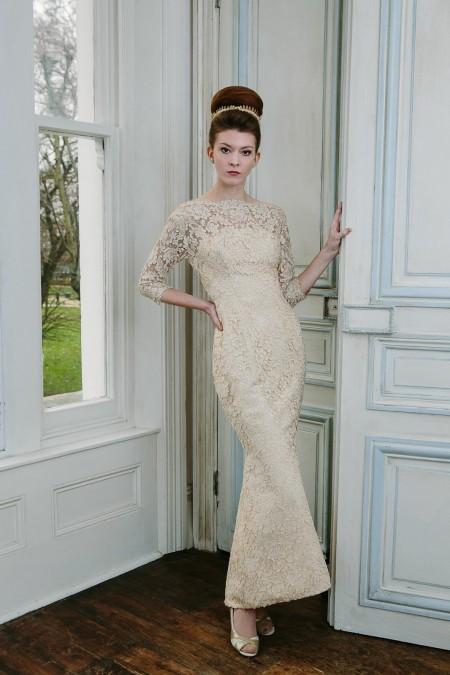 60s fitted sheath dress alternative wedding dress